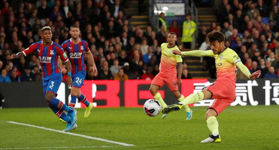 DT: Manchester City vs. Crystal Palace EN VIVO: español ...