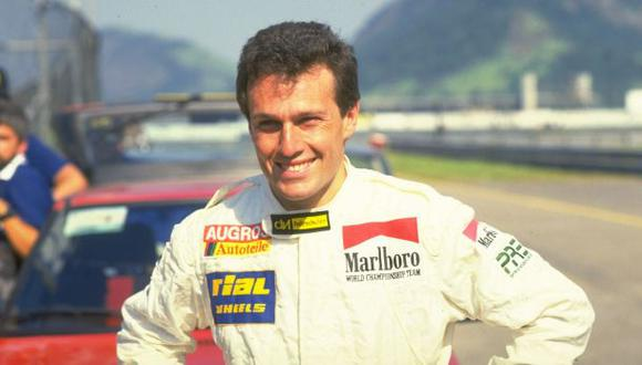 Muere ex piloto italiano de fórmula 1 en accidente de moto
