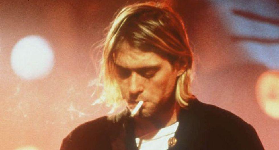 Kurt Cobain: alistan disco con temas inéditos del cantante