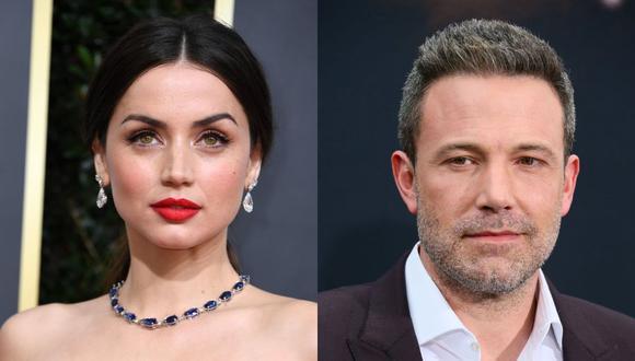 Todo parece indicar que el actor de 47 años y la actriz de 31 mantendrían una relación (Foto: AFP)