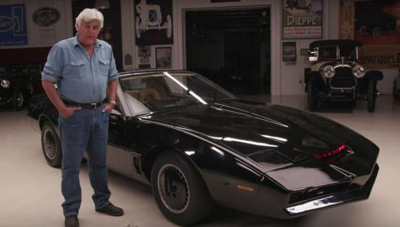 Jay Leno, estrella de TV en Estados Unidos, compartió en YouTube un nuevo episodio de su programa automotriz.