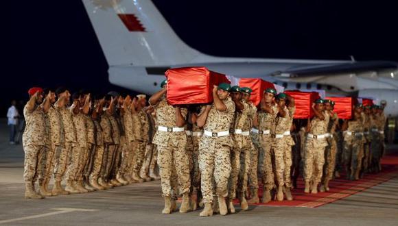 Qatar envía mil soldados a Yemen para luchar contra rebeldes