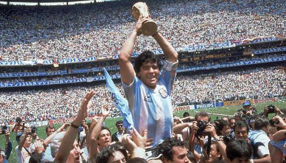 Durante la gala de The Best, FIFA recordó a Diego Maradona. (Foto: Agencias)