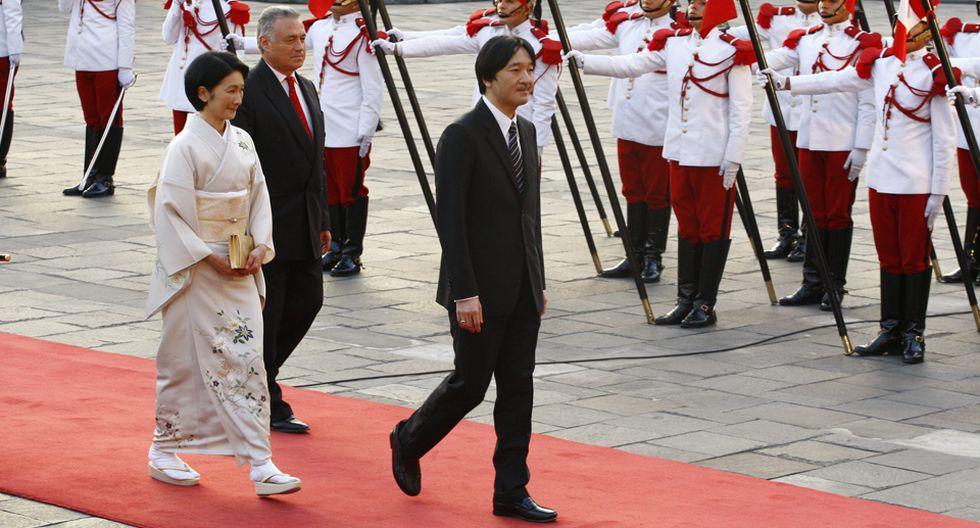 El sutil carisma de los príncipes de Japón en Lima - 1