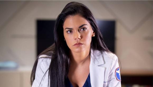 """Livia Brito, actriz de """"Médicos, línea de vida"""", envuelta en una nueva polémica tras agredir a fotógrafo en Cancún. (Foto: Instagram @liviabritopes)"""