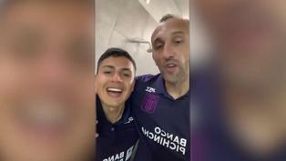 Alianza Lima ganador de la fase 2: Así celebró el equipo 'blanquiazul' en el vestuario