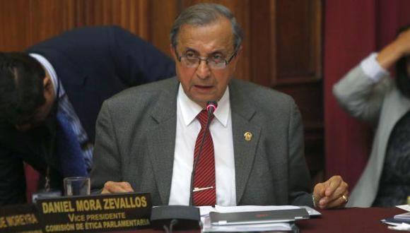 Mora: Ética no tuvo intención de analizar Caso Joaquín Ramírez
