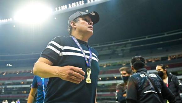 Cruz Azul campeonó la Liga MX tras 23 años de sequía y lo hizo de la mano de Juan Reynoso. (Foto: Agencias)