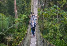 Madre de Dios: Reserva Nacional Tambopata reanuda actividades turísticas el próximo jueves 22 de octubre