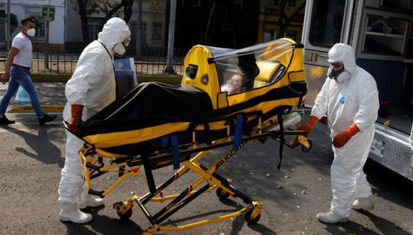 Coronavirus en México | Últimas noticias | Último minuto: reporte de infectados y muertos hoy, sábado 03 de julio del 2021 | Covid-19. (Foto: REUTERS/Carlos Jasso).