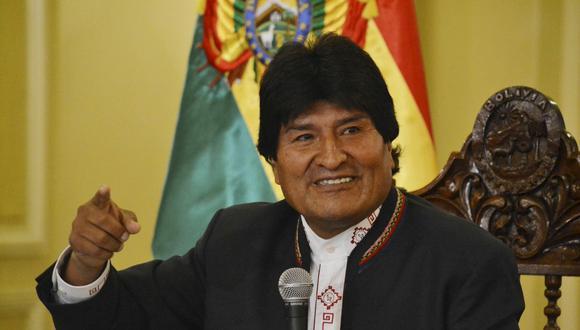 Evo Morales rompe récord de duración en la presidencia de Bolivia. (Reuters).