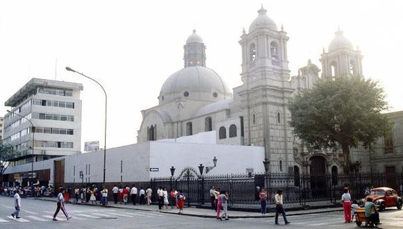 Hombre es denunciado por acoso sexual en templo Las Nazarenas