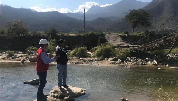 Advierten situaciones adversas en obras de reconstrucción en río La Leche