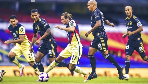 América vs. Tigres: sigue el minuto a minuto del partido por la Liga MX | Foto: @ClubAmerica