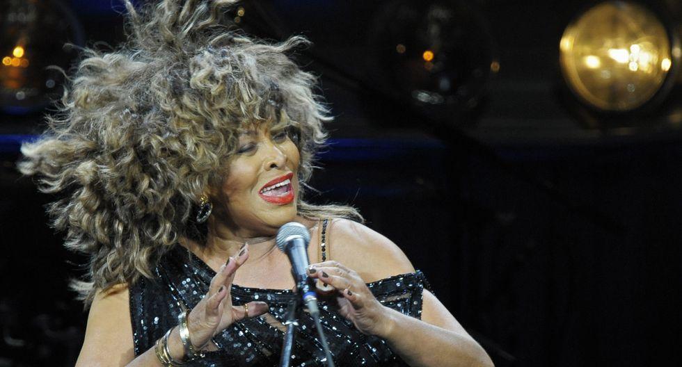 Tina Turner (Foto: AFP)
