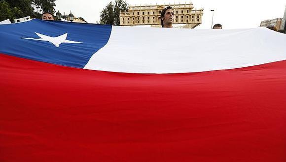 Economía chilena se desacelera y cae a su menor ritmo en 4 años