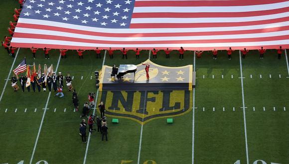 La entonación del himno nacional de los Estados Unidos es uno de los momentos más esperados del Super Bowl. (Foto: captura de YouTube)