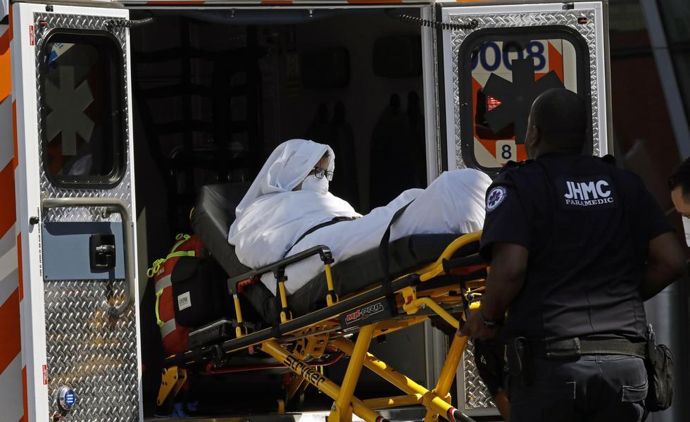Nueva York: Alerta sanitaria en avión de Emirates procedente de Dubái fue por influenza. (EFE).