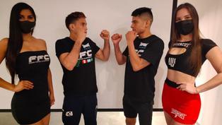 Perú y Argentina miden fuerzas en el MMA por el título del FFC
