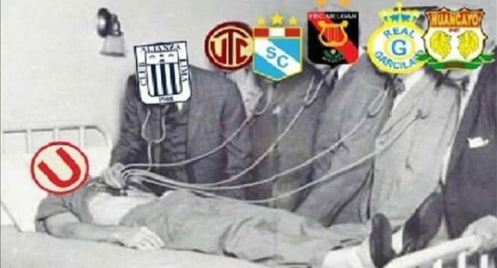 Universitario y los despiadados memes del empate ante Aurich - 7
