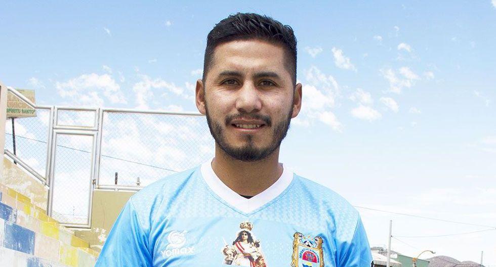 Edson Aubert, el segundo futbolista que se va de Binacional. (Foto: DxT Arequipa)