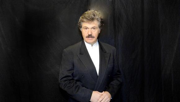 Reconocido actor mexicano Arturo García Tenorio (Foto: Facebook Arturo García Tenorio)