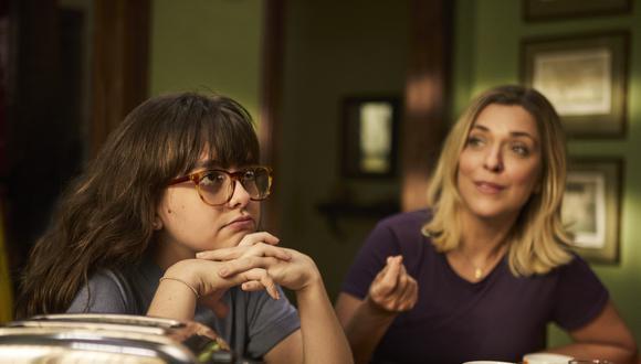 """Escenas de la película brasileña """"Confesiones de una chica invisible"""", cinta original de Netflix. (Foto: Netflix)"""