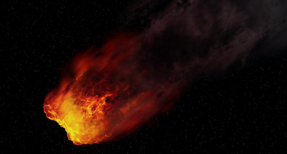 La bola de fuego se presencio en el cielo de Ciudad de México, Jalisco, Morelos, Puebla, Querétaro, Guanajuato, San Luis Potosí y Michoacán. (Foto: Pixabay/ Referencial)