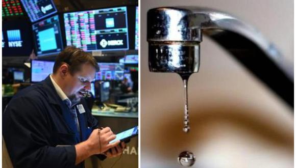 El agua empieza a cotizarse en Wall Street. (Foto: Archivo)