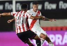 River Plate cayó ante Estudiantes en el debut en la Copa de la Liga Profesional de Argentina