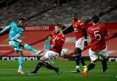 ▶ EN VIVO, Manchester 1-1 Liverpool por FA Cup: transmisión EN DIRECTO