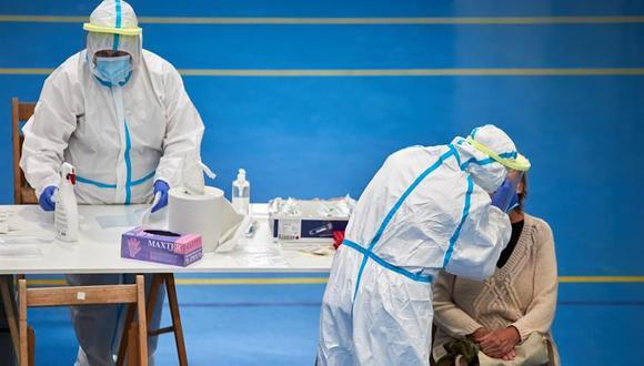 Coronavirus en España   Últimas noticias   Último minuto: reporte de infectados y muertos hoy, lunes 7 de setiembre del 2020   COVID-19   (Foto: EFE/David Borrat).