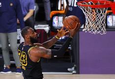 Lakers vs. Nuggets EN VIVO: LeBron James anota 20 puntos en la primera mitad con notable rendimiento - VIDEO