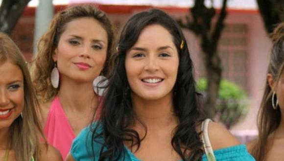 """Carmen Villalobos saltó a la fama como Catalina Santana en """"Sin senos no hay paraíso"""" (Foto: Telemundo)"""
