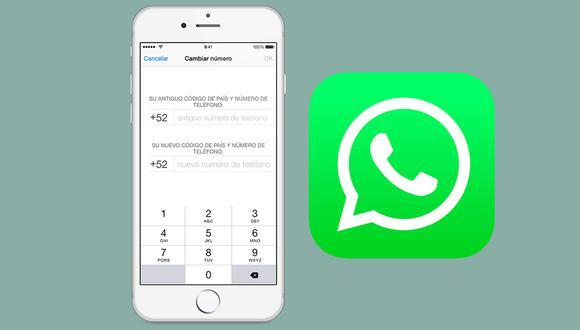 De esta forma podrás avisar a tus contactos que cambiaste de número en WhatsApp. (Foto: La Prensa)