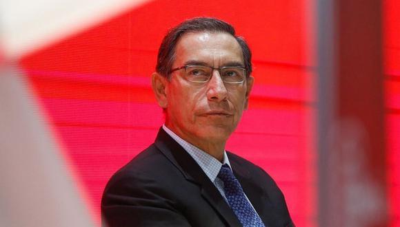 Martín Vizcarra afrontará en libertad el proceso en su contra (Foto: GEC)
