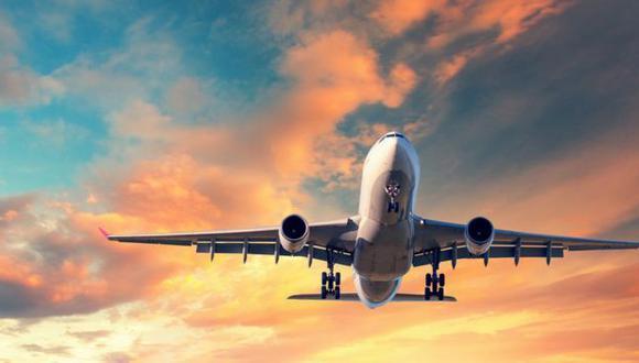 En la ruta más transitada hay 84 vuelos al día. (Foto: AFP)