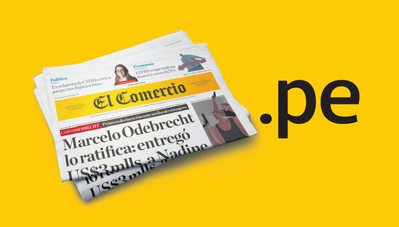 Nueva web de El Comercio
