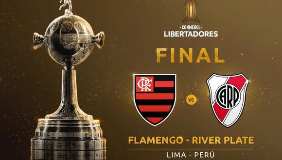Este sábado, Flamengo y River Plate jugarán en el Monumental por el título de la Copa Libertadores 2019. A pocos días de la final, El Comercio publicará un suplemento con toda la información del gran partido entre brasileños y argentinos. (Foto: Conmebol)