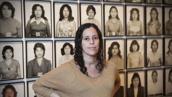 Sharon Lerner (Foto: El Comercio)