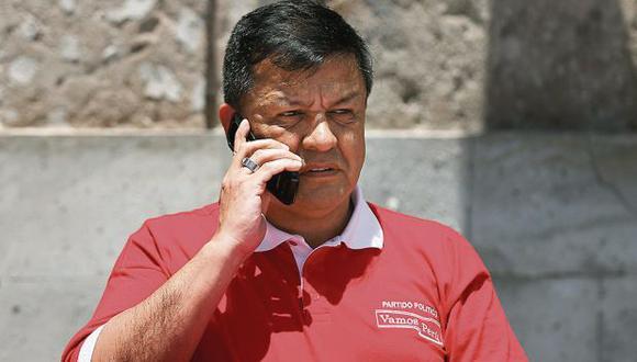 Cajero de 'Barrio King' es del partido de alcalde del Callao