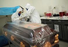 México registra 431 muertos y 6.025 contagios de coronavirus en un día