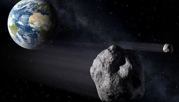 NASA niega que un asteroide caerá a la Tierra en septiembre