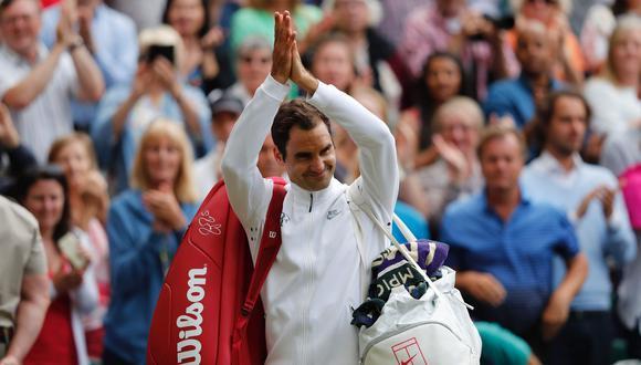 Roger Federer jugará la final de Wimbledon 2017: derrotó en tres sets a Berdych. (Foto: Agencias)