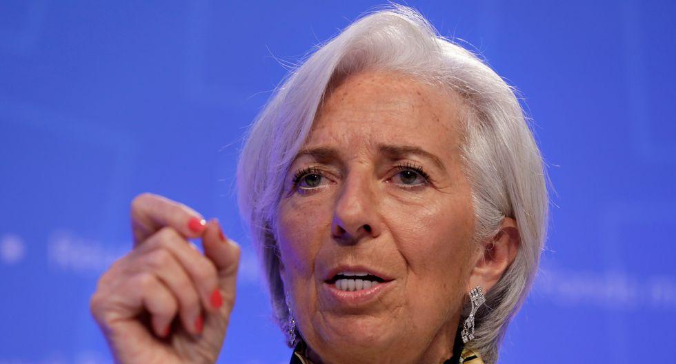 Christine Lagarde, FMI (Reuters)