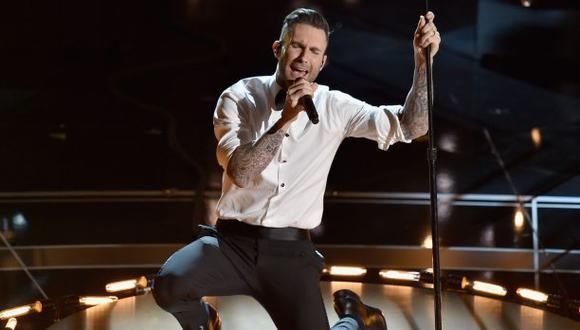Maroon 5. (Foto: Agencia)