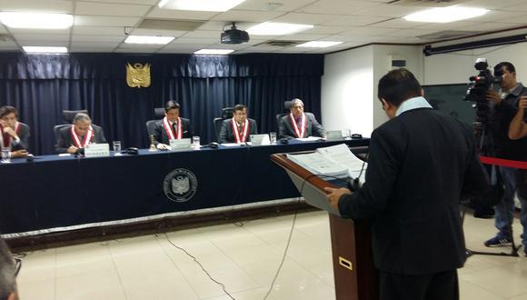 Defensa de José Peláez pide al CNM archivar una investigación