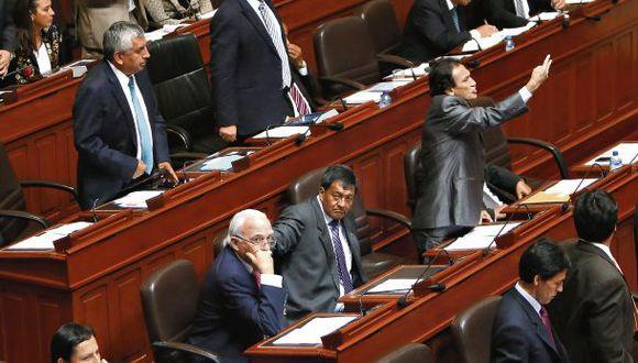 La agenda del Congreso en la lucha contra el terrorismo
