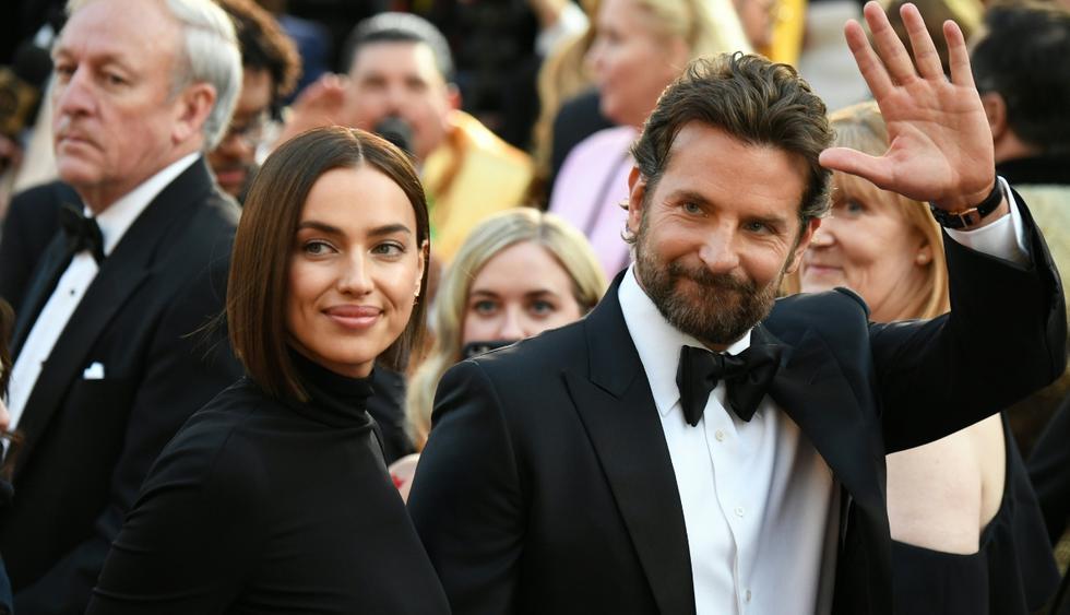 Bradley Cooper terminó su relación con Irina Shayk (Foto: AFP)