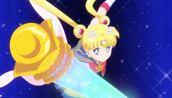 """""""Pretty Guardian Sailor Moon"""" se estrenó en Netflix. (Foto: Netflix)"""